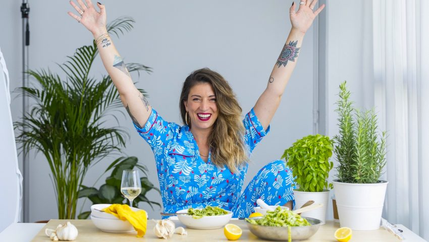 «Green Kitchen by Madame Ginger»   Η πρώτη green εκπομπή μαγειρικής κάνει πρεμιέρα στο OPEN