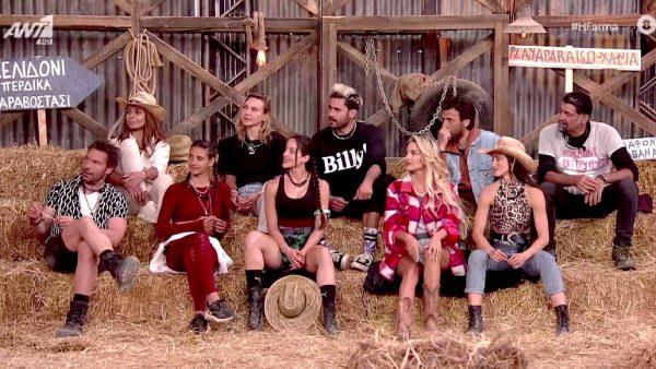 Αέρας ανανέωσης στη «Φάρμα» του ANT1 – Οι πρώτοι celebrities (Vid)