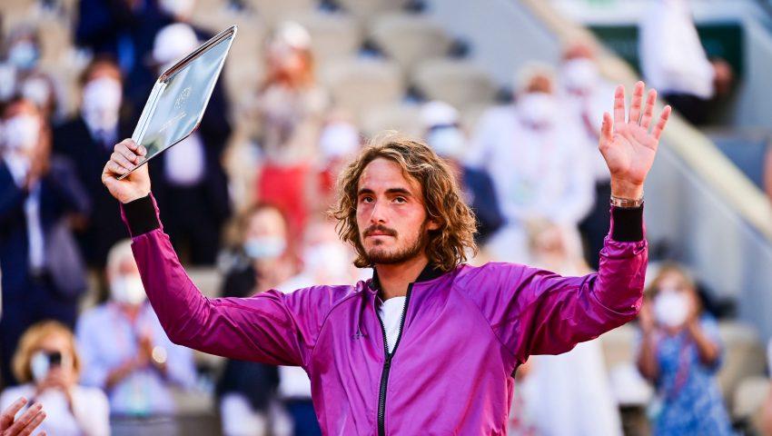 Roland Garros | Σάρωσε σε τηλεθέαση ο τελικός του Στέφανου Τσιτσιπά