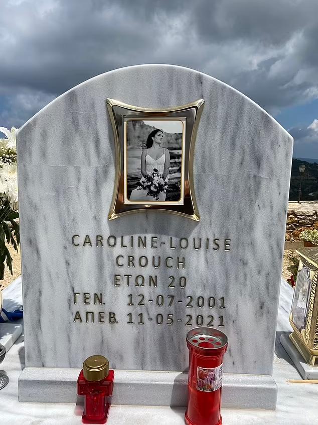 Δολοφονία Κάρολαϊν: Η οικογένεια αλλάζει τη φωτογραφία του τάφου της (Pic)