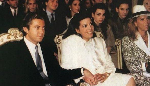 Όταν η Χριστίνα Ωνάση ήταν στα καλύτερα της – Είχε αδυνατίσει και παντρευόταν τον Ρουσέλ
