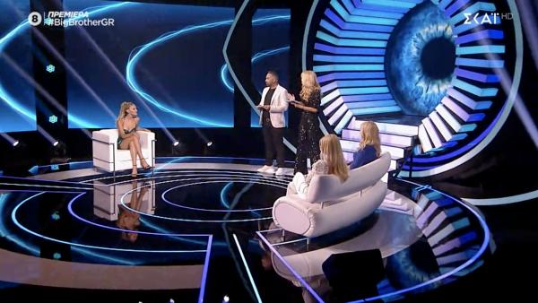 Πρεμιέρα Big Brother   To απίστευτο «ατύχημα» της πιο εvτυπωσιακής παίκτριας (Pic)