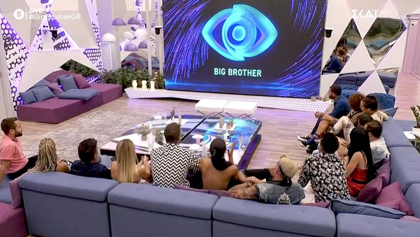 Big Brother | Αλλάζει ώρα προβολής