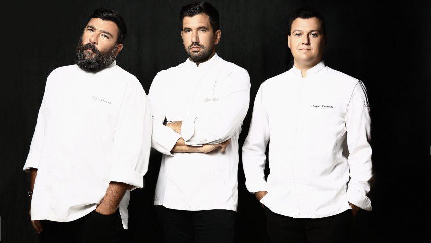 «Top Chef»   Αυτά είναι τα νούμερα της πρεμιέρας
