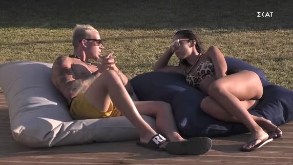 Big Brother | Ο σκηνοθέτης χάρισε στους τηλεθεατές το πιο ιδιαίτερο πλάvο της Ανχελίτα (Pic)