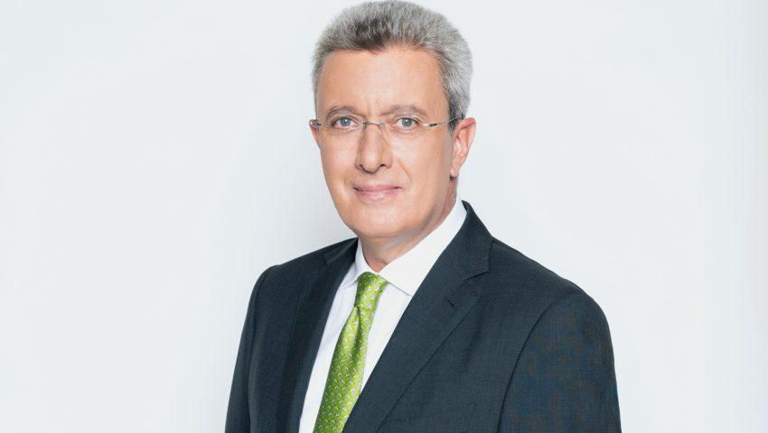 Επιστρέφει ο Νίκος Χατζηνικολάου | Αυτά είναι τα δελτία ειδήσεων του ΑΝΤ1 για τη σεζόν '21 - '22