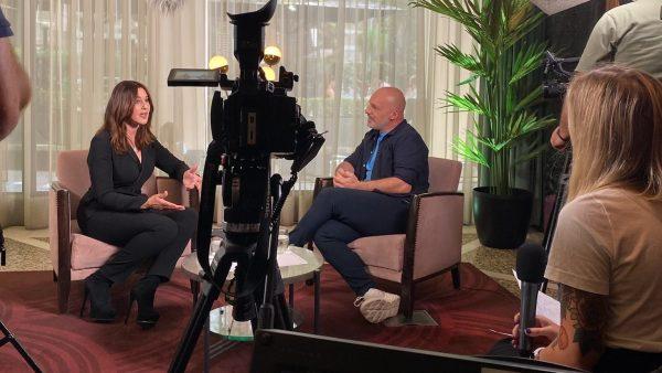 Η Monica Bellucci στο «Καλό Μεσημεράκι» | Οι πρώτες φωτογραφίες (Pics)
