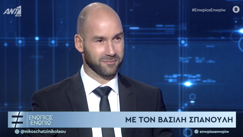 Νίκος Χατζηνικολάου: Πάγωσαν τα χαμόγελα μετά τη «βόμβα Σπανούλη»