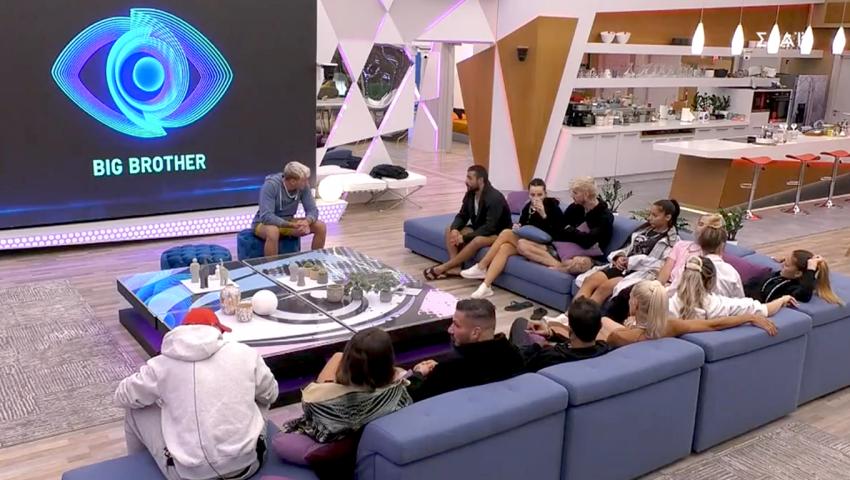 Την έγδυσαν για μια δοκιμασία: Πλάvα - φωτιά στο νέο επεισόδιο του Big Brother (Pic & Vid)