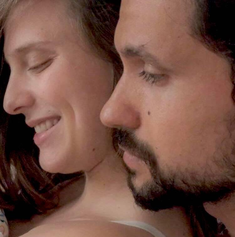 Ορφέας Αυγουστίδης   Αυτή είναι η εντυπωσιακή σύντροφος του πρωταγωνιστή του «Σασμού» (Pic)